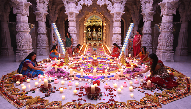 Diwali is one of the most important and colourful festivals of the ...