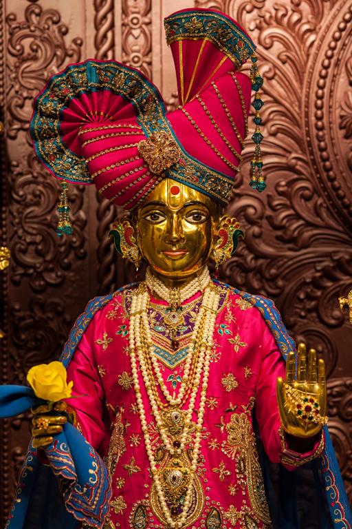 baps harikrishna maharaj hd