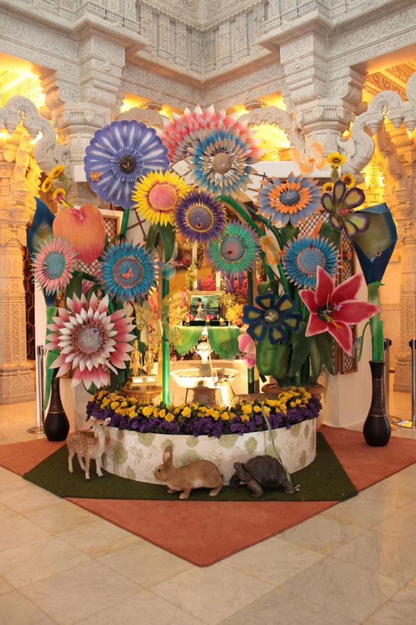 Baps diwali related keywords baps diwali long tail for Annakut decoration ideas