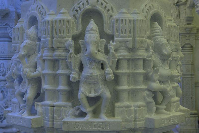 02 Ganaesh Pillar