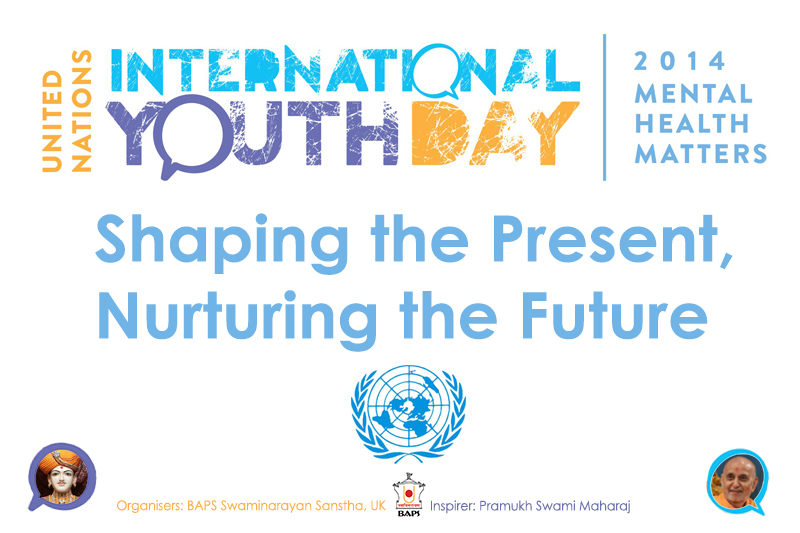 International Youth Day - poster