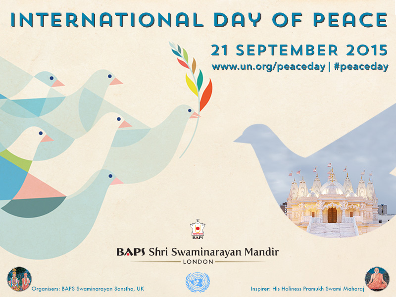UN Peace Day 2015 - poster (4-3)