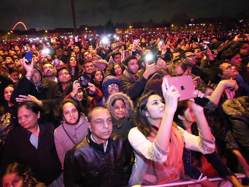 Diwali Celebrations, London_5