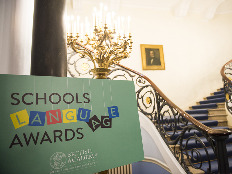 British Academy Schools Language Awards