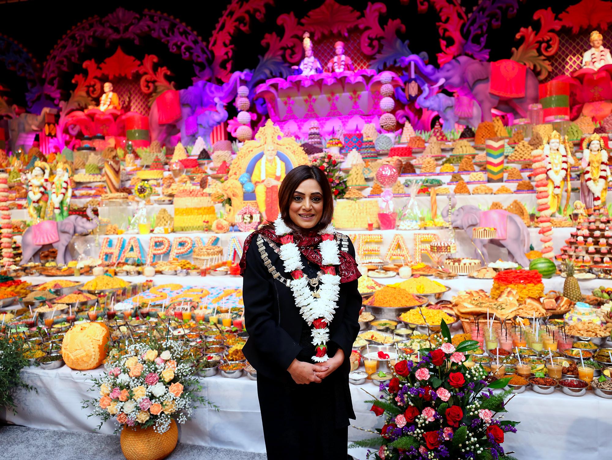 Cllr Samia Chaudhary - Mayor of Hounslow_1