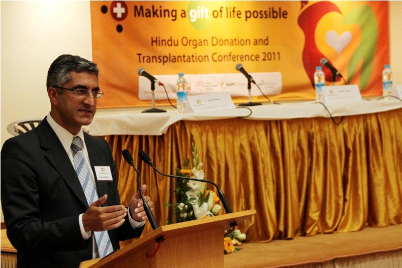 """Making the Gift of Life Possible"" - Conference to increase orga"