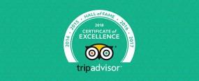 TripAdvisor 2018 'Hall of Frame' - feature